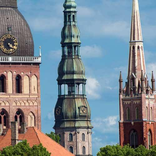 Riga Shore Excursion - Highlights of Riga