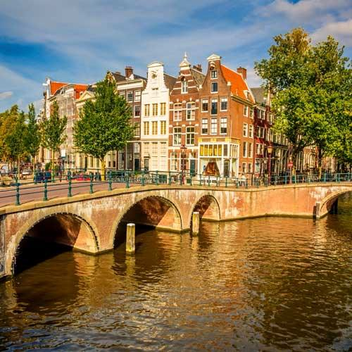 Amsterdam Shore Excursions - Flexible Amsterdam
