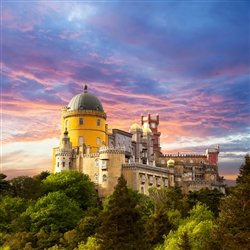 Sintra and Pena Palace