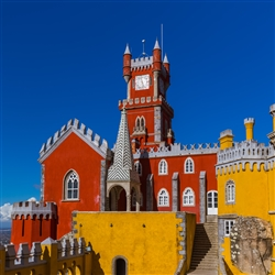 Sintra, Cascais and Pena Palace