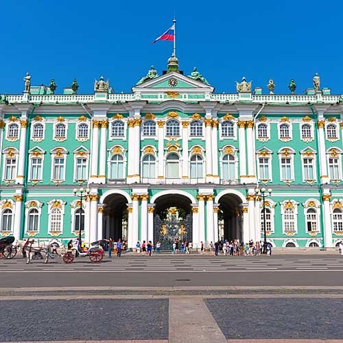 St. Petersburg Shore Trips - St. Petersburg with the Hermitage