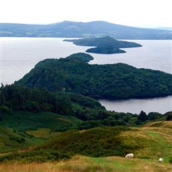 Greenock Shore Trips - Loch Lomond and Trossachs National Park