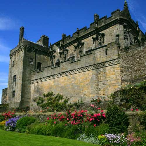 Rosyth Cruise Tours - Stirling Castle