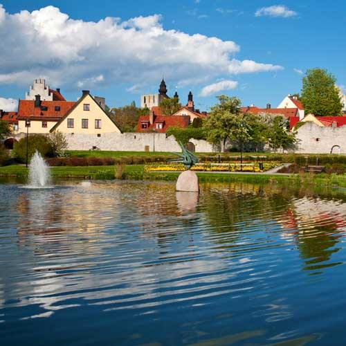 Visby Shore Trip - Visby Walking Tour