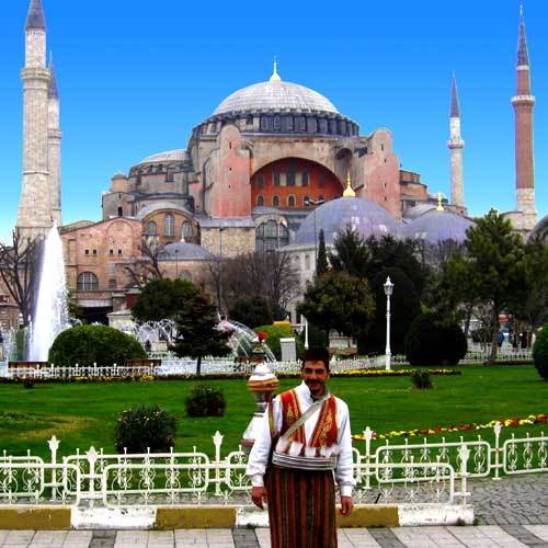 Istanbul Shore Excursion - Highlights of Historic Istanbul