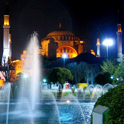 Istanbul Shore Trips - An Evening in Istanbul
