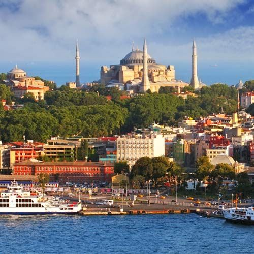 Istanbul Cruise Tours - Private Bosphorus Cruise