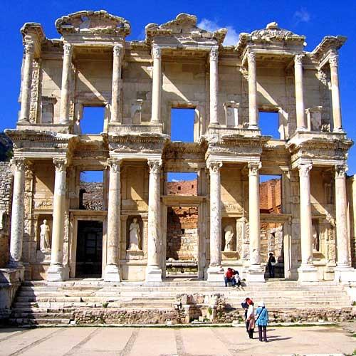 Kusadasi Shore Trips - Highlights of Ancient Ephesus