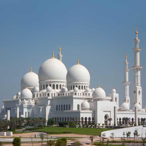 Abu Dhabi Shore Trip - Highlights of Abu Dhabi
