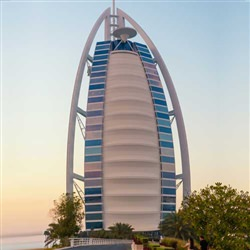 Dubai Shore Excursions - Architectural Marvels and Tea at Burj Al Arab