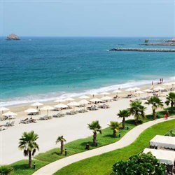 Fujairah Shore Trip - Beach, Snorkeling and Pool