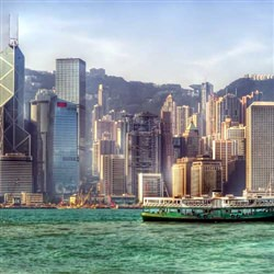 Hong Kong Cruise Tours - Highlights of Hong Kong Island