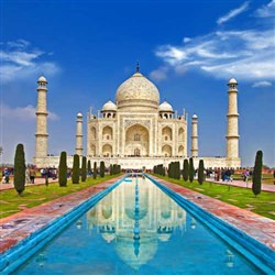Cochin Shore Excursions - Taj Mahal (with 4 Star Classic Hotel)