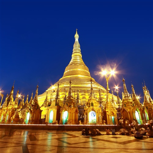 Yangon Tours - Highlights of Yangon