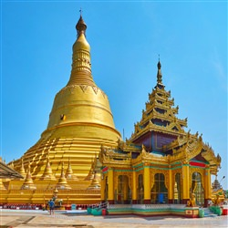 Yangon Tours - More Highlights of Yangon