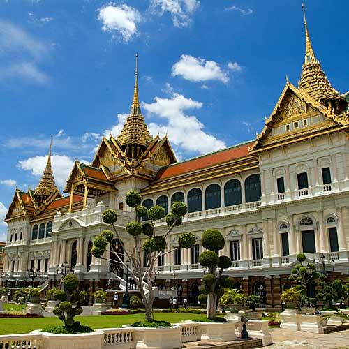 Bangkok Tours - Bangkok's Grand Palace and Reclining Buddha