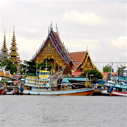 Bangkok Shore Excursions - Bangkok City Safari