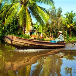 Ho Chi Minh Shore Trips - The Mekong Delta