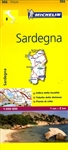 MICHELIN Sardinia Italy travel road map .The ideal companion to fully explore this Italian island and provides star-rated Michelin tourist itineraries and attractions, as well as impressive 3D relief mapping. Includes Cagliari, Olbia, Sassari and more. MI