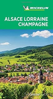Alsace, Lorraine & Champagne Green Travel Guide Book. Driving and walking tours, maps, full-colour photos, illustrations and plenty of new content help you explore the diverse landscapes from the foothills of the Vosges Mountains to the undulating plains