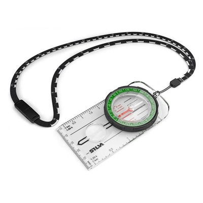​The ever so popular SILVA Ranger series has gone through a face lift with updated colors and updated graphics. A completely new feature is the distance lanyard; a lanyard with scales 25k and 50k which facilitates to measure the distance of your hike