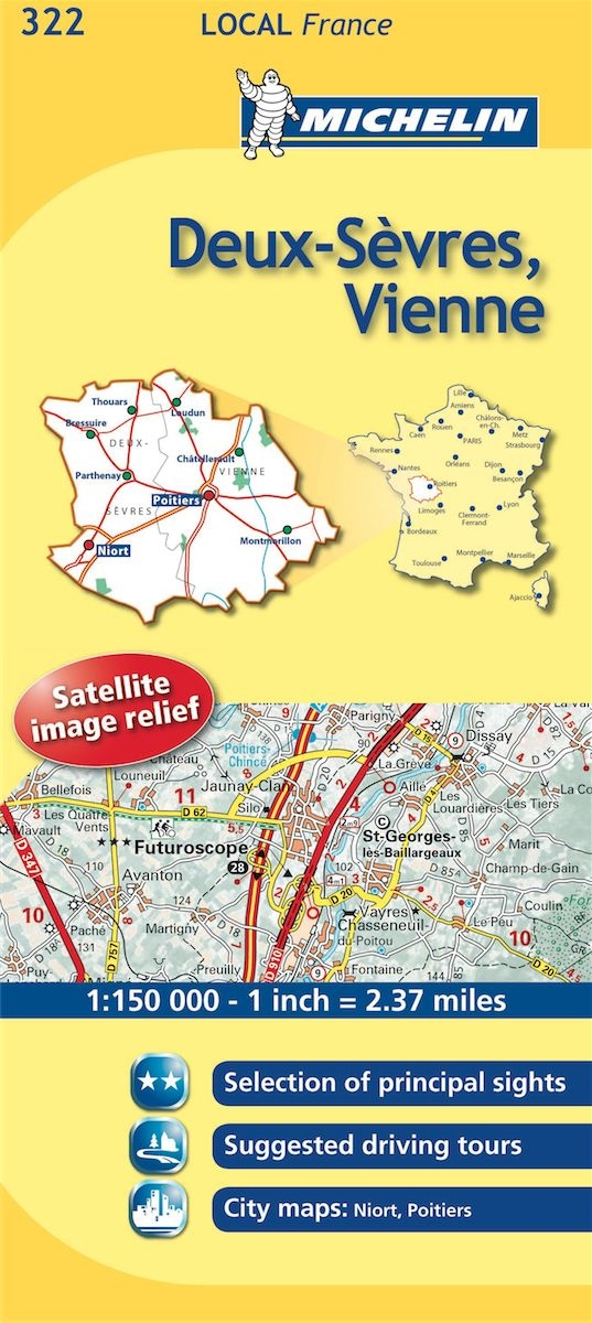 322 France Deux Sevres Vienne