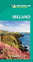 Ireland Travel Green Guide by Michelin. Delight in Killary Harbours wild beauty, unearth Irish folklore at Castlestrange Stone, experience Dublin's vibrant atmosphere. Divided into regions for easy travel planning, the guide offers suggestions for what to