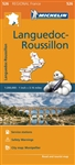 MICHELIN Languedoc-Roussillon Regional Map scale 1/200,000 will provide you with an extensive coverage of primary, secondary and scenic routes for this French region. In addition to Michelin's clear and accurate mapping, this regional map includes all the