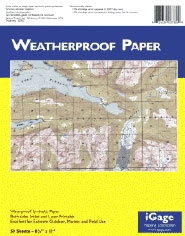 "Waterproof Printer Paper 11""x17"""