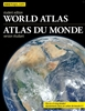 World Atlas Student Edition. This is an excellent world atlas created specifically for students. It fits perfectly in a 3-ring binder and includes detailed regional maps for everywhere in the world. Includes a full index.