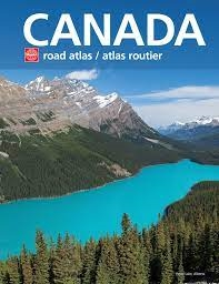 Road Atlas of Canada. This up to date comprehensive road atlas of Canada covers Canada from coast to coast. This is a must have for navigation. Features include: National Canada map National United States map Maps of all provinces and territories, City ma