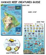 Hawaii (Big Island) Fish Card