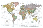 World Wall Premium Rand McNally
