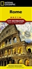 Rome Italy city map and travel guide by National Geographic. Includes regional maps, top attractions, airport diagrams, travel tips, transit maps and an extensive index to streets, cities, neighborhoods, parks, points of interest, museums, monuments, gove