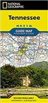 This Tennessee Road Map and Guide by National Geographic is waterproof and tear proof. The front side is an easy-to-read road map with insets of: Eastern Tennessee - Knoxville - Chattanooga - Land Between the Lakes The back includes: Maps and info.