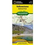 Old Faithful Yellowstone National Park Map Pack by National Geographic includes 2 maps in this set Old Faithful Day Hikes and Yellowstone National Park. They both are waterproof and tear resistant. Yellowstone National Park Map ​is an overview map of t