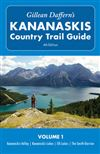 Kananaskis Country Trail guide book - Volume 1. Kananaskis Valley, Smith-Dorrien, Kananaskis Lakes, Elk Lakes. Offers something for every level of foot-traveler, be they novice or experienced hikers, scramblers or backpackers. Clear and detailed text, enh