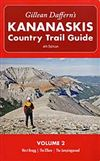 Kananaskis Country Trail Guide - Volume 2 hiking book. This hiking guide focuses on The Jumpingpound, West Bragg and The Elbow regions. Complete with maps and detailed trail descriptions. With over 100,000 copies of the previous editions sold, Gillean Daf