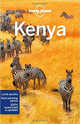 Kenya Lonely Planet Travel Guide Book. Vast savannas peppered with immense herds of wildlife. Snow capped mountains on the equator. Traditional peoples who bring soul and color to the earth. Welcome to Kenya. Lonely Planet will get you to the heart of Ken