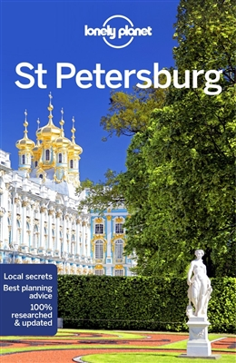 St Petersburg Travel Guide - Lonely Planet. Planning chapters, Historic Heart, Smolny & Vosstaniya, Sennaya & Kolomna, Vasilyevsky Island, Petrograd & Vyborg Sides, Understand & Survive chapters. Includes a pull out map of St Petersburg. St Petersburg sti