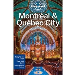 Montreal & Quebec City Lonely Planet