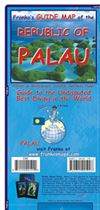 Frankos Guide Map of the Republic of Palau is just loaded with information for everything there is to see and do in Palau. Side One of Franko`s Guide Map of the Republic of Palau focuses on scuba diving and snorkeling locations, and has a lot of informati