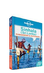 Sinhala (SriLanka) Phrasebook and Dictionary
