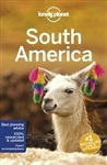 South America on a Shoestring Travel Guide Book. Covers Argentina, Bolivia, Brazil, Chile, Colombia, Ecuador, French Guiana, Guyana, Paraguay, Peru, Suriname, Uruguay, Venezuela and more.  Andean peaks, Amazonian rainforest, Patagonian glaciers, Inca ruin
