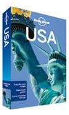 USA Travel Guide lonely Planet.  Coverage includes: Planning chapters, New York, New Jersey, Pennsylvania, New England, Washington, DC & the Capital Region, The South, Florida, Great Lakes, Great Plains, Texas, Rocky Mountains and the Southwest.