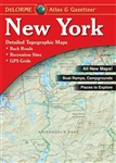 New York Atlas and Gazetteer
