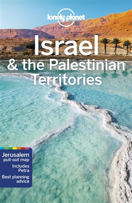 Israel & Palestine Travel Guide Book. Coverage includes Jerusalem, Tel Aviv, Haifa, the North Coast, Lower Galilee, Sea of Galilee, Upper Galilee, Golan, West Bank, The Dead Sea, The Negev, The Gaza Strip, Petra (Jordan), Sinai (Egypt), Understand and Sur