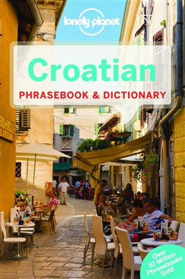 Croatian Phrasebook & Dictionary. Take this phrasebook with you to help make your trip hassle free. It is packed with all the practical language information youll need and it will also open up a world of possibilities for social interaction and cultural