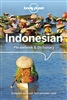 Indonesian Phrasebook and Dictionary by Lonely Planet. Indonesian, or Bahasa Indonesia as it is known to the locals is the official language of the Republic of Indonesia. Indonesian and its closest relative Malay, both developed from Old Malay, an Austron
