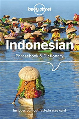 Indonesian Phrasebook Lonely Planet